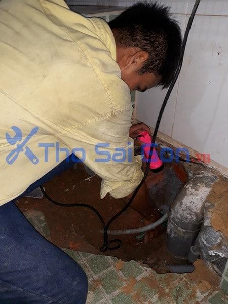 Dịch vụ dò tìm nước âm rò rỉ