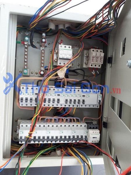 Thi công lắp đặt điện 3 pha tại sài gòn