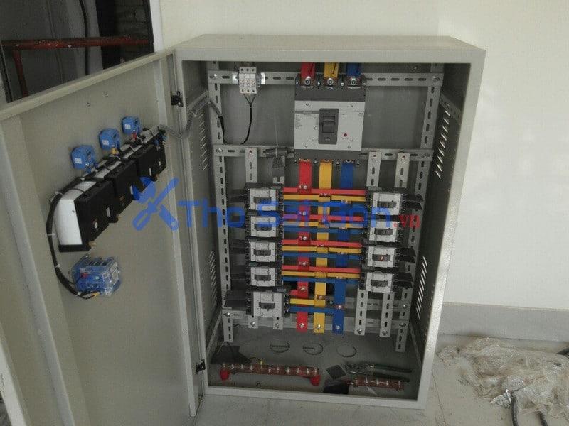 Thợ điện 3 pha