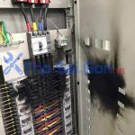 Xử lý sự cố cháy điện 3 pha