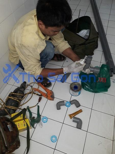 Dịch vụ sửa điện nước, thợ sửa điện nước tại TP HCM