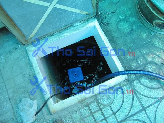 Vệ sinh bể nước ngầm quận 2, ve sinh be nuoc ngam quan 2, Dịch vụ thau rửa bể nước âm quận 2