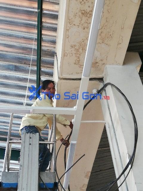 Dịch vụ kéo điện 3 pha, thợ kéo điện 3 pha giá rẻ tại TP Hồ Chí Minh