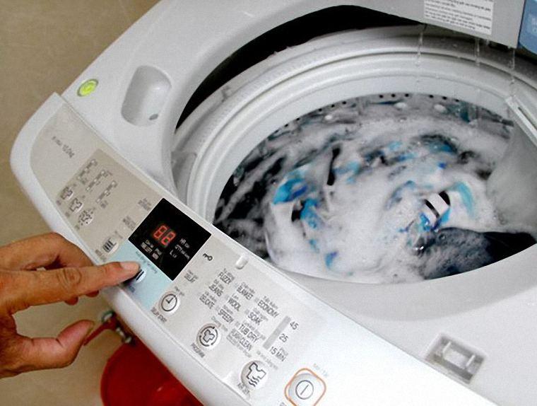 Thợ vệ sinh máy giặt giá rẻ