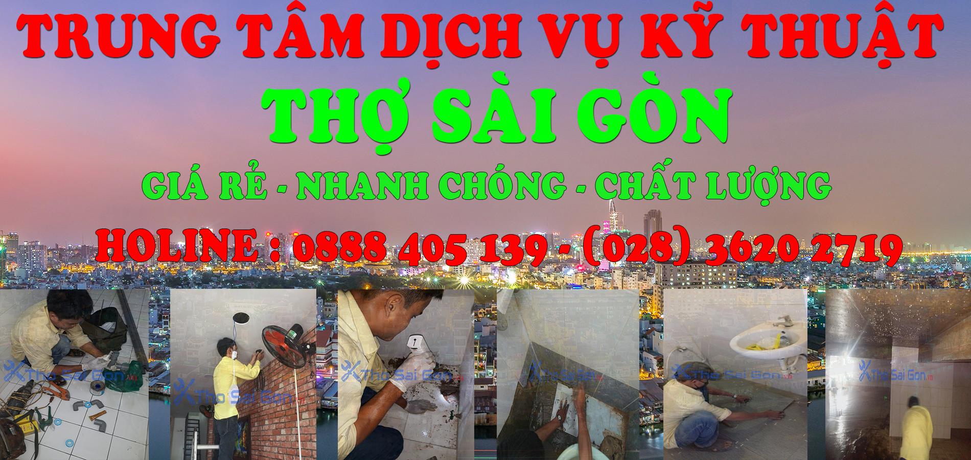 TT Điện Nước Thợ Sài Gòn