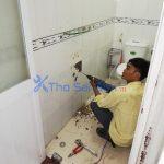 Thợ thay vòi nước nhà tắm, thay vòi nước rửa chén, thay vòi nước lavabo