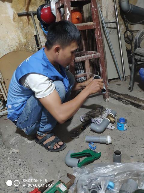 DỊch vụ sửa ống nước - thợ sửa ống nước tại Bình Thạnh
